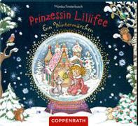 Cover-Bild zu Finsterbusch, Monika: CD Hörbuch: Prinzessin Lillifee - Ein Wintermärchen