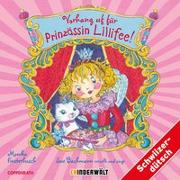 Cover-Bild zu Finsterbusch, Monika: Prinzässin Lillifee Vorhang uf
