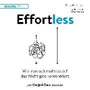 Cover-Bild zu McKeown, Greg: Effortless (Audio Download)