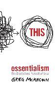 Cover-Bild zu McKeown, Greg: Essentialism (eBook)