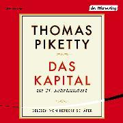 Cover-Bild zu Piketty, Thomas: Das Kapital im 21. Jahrhundert (Audio Download)