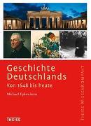 Cover-Bild zu Geschichte Deutschlands