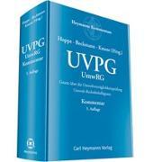 Cover-Bild zu Hoppe, Werner (Hrsg.): UVPG - Gesetz über die Umweltverträglichkeitsprüfung Umwelt-Rechtsbehelfsgesetz