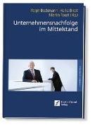 Cover-Bild zu Beckmann, Ralph (Hrsg.): Unternehmensnachfolge im Mittelstand