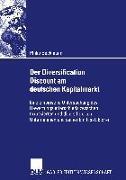 Cover-Bild zu Beckmann, Philip: Der Diversification Discount am deutschen Kapitalmarkt
