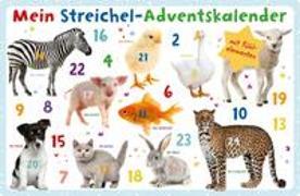 Cover-Bild zu Mein Streichel-Adventskalender