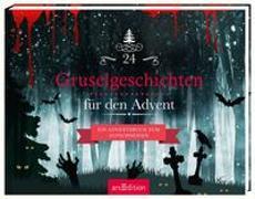 Cover-Bild zu 24 Gruselgeschichten für den Advent