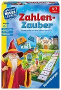 Cover-Bild zu Meister, Heinz: Ravensburger 24964 - Zahlen-Zauber - Spielen und Lernen für Kinder, Lernspiel für Kinder ab 4-7 Jahren, Spielend Neues Lernen für 2-4 Spieler
