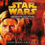 Cover-Bild zu Luceno, James: Labyrinth des Bösen - Teil 2: Darth Sidious auf der Spur (Audio Download)