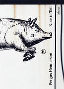 Cover-Bild zu Nose to Tail von Henderson, Fergus