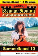 Cover-Bild zu Kufsteiner, Andreas: Heimat-Roman Treueband 10 - Sammelband (eBook)