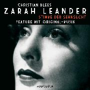Cover-Bild zu Blees, Christian: Zarah Leander - Stimme der Sehnsucht (Audio Download)