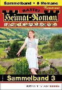 Cover-Bild zu Kufsteiner, Andreas: Heimat-Roman Treueband 3 - Sammelband (eBook)