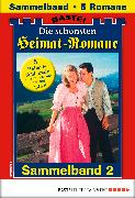 Cover-Bild zu Kufsteiner, Verena: Die schönsten Heimatromane 2 - Sammelband (eBook)