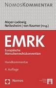 Cover-Bild zu EMRK Europäische Menschenrechtskonvention von Meyer-Ladewig, Jens (Hrsg.)
