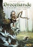 Cover-Bild zu Peru, Olivier: Broceliande - Der Wald des kleinen Volkes 01. Die Quelle von Barenton