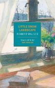 Cover-Bild zu Walser, Robert: Little Snow Landscape (eBook)