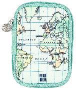 Cover-Bild zu Fernweh Täschchen Kabelsalat VE 8
