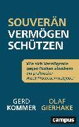 Cover-Bild zu Kommer, Gerd: Souverän Vermögen schützen (eBook)