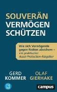 Cover-Bild zu Gierhake, Olaf: Souverän Vermögen schützen