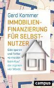 Cover-Bild zu Kommer, Gerd: Immobilienfinanzierung für Selbstnutzer