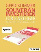Cover-Bild zu Kommer, Gerd: Souverän investieren für Einsteiger (eBook)