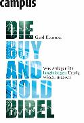 Cover-Bild zu Kommer, Gerd: Die Buy-and-Hold-Bibel (eBook)