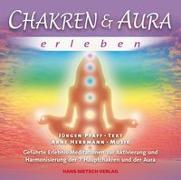 Cover-Bild zu Chakren & Aura erleben