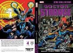 Cover-Bild zu Englehart, Steve: Doctor Strange Epic Collection: Alone Against Eternity