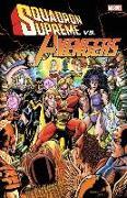 Cover-Bild zu Thomas, Roy: Squadron Supreme vs. Avengers