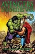 Cover-Bild zu Englehart, Steve: Avengers/defenders War