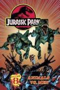 Cover-Bild zu Englehart, Steve: Jurassic Park Vol. 8: Animals vs. Men!