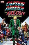 Cover-Bild zu Thomas, Roy (Ausw.): Captain America & the Falcon: Secret Empire