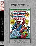 Cover-Bild zu Englehart, Steve: Marvel Masterworks: Captain America Vol. 9