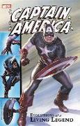 Cover-Bild zu Simon, Joe (Ausw.): Captain America: Evolutions of a Living Legend