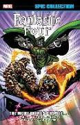Cover-Bild zu Englehart, Steve: Fantastic Four Epic Collection: The More Things Change