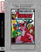 Cover-Bild zu Conway, Gerry: Marvel Masterworks: The Avengers Vol. 16