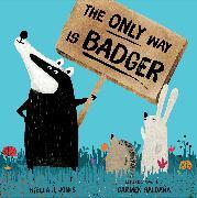 Cover-Bild zu The Only Way is Badger von Jones, Stella J.