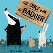 Cover-Bild zu The Only Way is Badger von Jones, Stella J