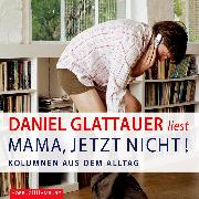 Cover-Bild zu Glattauer, Daniel: Mama, jetzt nicht! (Audio Download)