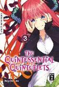Cover-Bild zu Haruba, Negi: The Quintessential Quintuplets 03