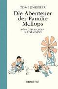 Cover-Bild zu Ungerer, Tomi: Die Abenteuer der Familie Mellops