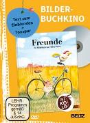 Cover-Bild zu Heine, Helme: Bilderbuchkino: »Freunde«