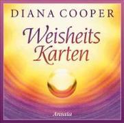 Cover-Bild zu Cooper, Diana: Weisheitskarten