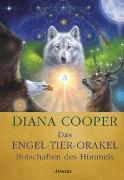 Cover-Bild zu Cooper, Diana: Das Engel-Tier-Orakel - Botschaften des Himmels