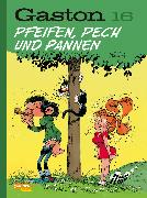 Cover-Bild zu Franquin, André: Gaston Neuedition 16: Pfeifen, Pech und Pannen