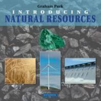 Cover-Bild zu Park, Graham: Introducing Natural Resources