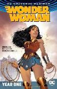 Cover-Bild zu Rucka, Greg: Wonder Woman Vol. 2: Year One (Rebirth)