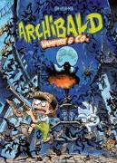 Cover-Bild zu Kim, Hyun-Min: Archibald. Band 4