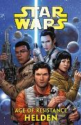 Cover-Bild zu Taylor, Tom: Star Wars Comics: Age of Resistance - Helden